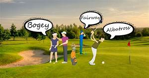 12 Golf Terms You Need To Know