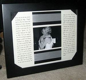 picture of bride and maid of honor framed with the maid of With letter to maid of honor