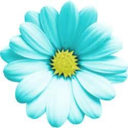 small scrapbook album benice l171 blue flower png polyvore