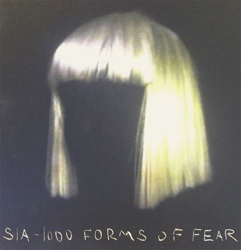 Chandelier Sia Album by Sia 1000 Forms Of Fear Cd New 888430740426 Ebay