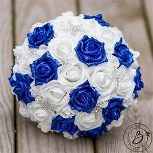 14 best Royal blue and silver wedding inspiration images ...