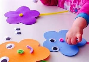 Activites Enfant 2 Ans : 1001 id es cr atives d 39 activit manuelle pour maternelle ~ Melissatoandfro.com Idées de Décoration