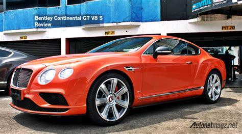 Gambar Mobil Bentley Continental by Bentley Continental Gt V8 S Indonesia Spec Autonetmagz