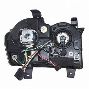 2008-2010 Grand Cherokee Hid Headlights