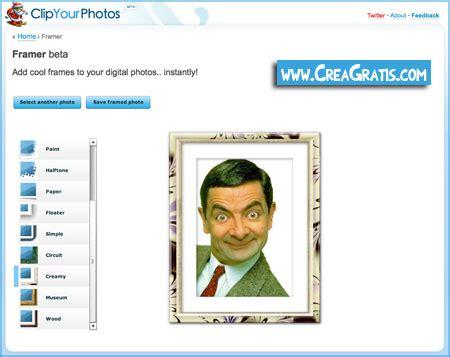 Cornici Per Foto On Line Gratis - cornici per foto digitali inserirle gratis e