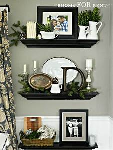 Open, Shelving, That, Fills, A, Blank, Wall, In, The, Kitchen, Dining, Room, Nicely, And, U2026