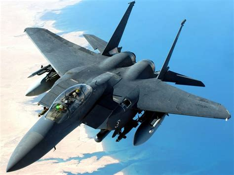 The eagle's air superiority is achieved through a mixture of. F15 F-15 Eagle