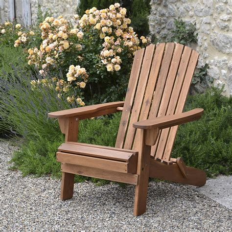 adirondack folding hardwood chair by plant theatre