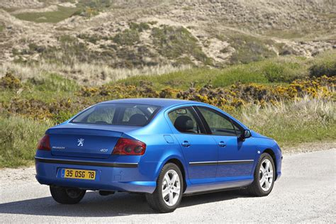 2006 Peugeot 407  Picture 120505  Car Review @ Top Speed
