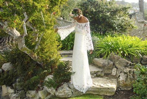 Crochet Wedding Dress For The Boho Bride Dreamers And Lovers