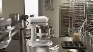 8 Quart Commercial Stand Mixer KitchenAid YouTube