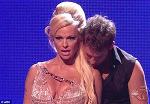 Dancing With The Stars 2012 Pamela Anderson Voted Off