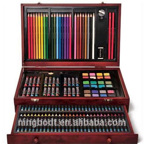exquisite coloring sets with colored pencils color pens