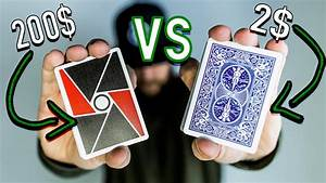 2  Deck Of Cards Vs 200  Deck Of Cards