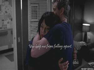 Callie And Mark Sloan Quotes. QuotesGram