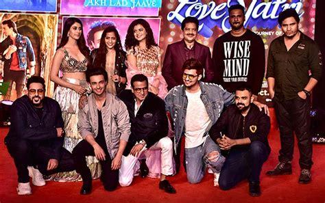 Loveyatri Night With Salman