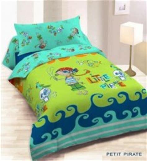 linge de lit pour les la housse de couette pirate des cara 239 bes decoration de pirate