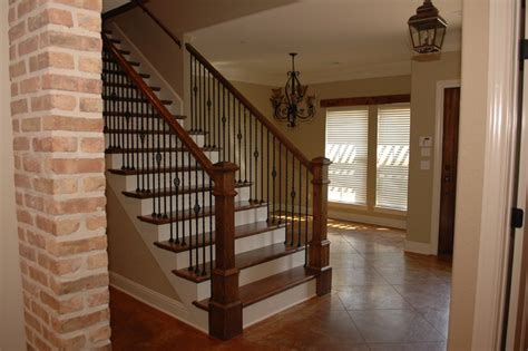 1930s banister stairs banisters traditional staircase by