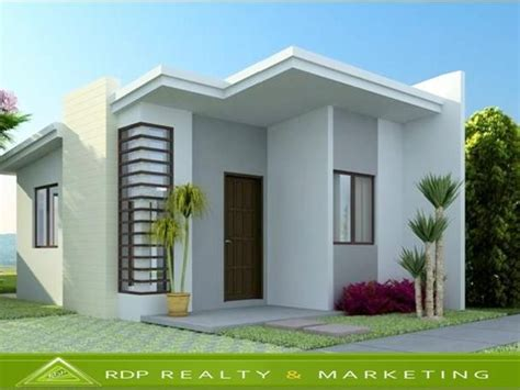 Modern Bungalow House Designs Philippines Small Bungalow