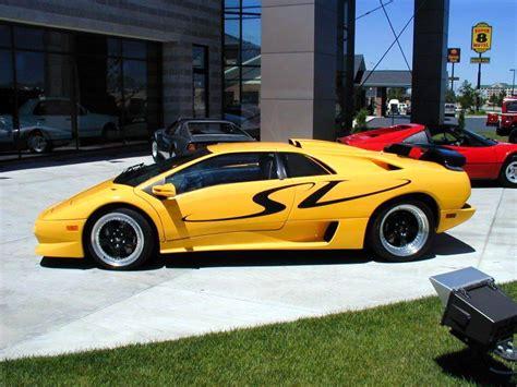 Lamborghini Diablo SV photos #7 on Better Parts LTD