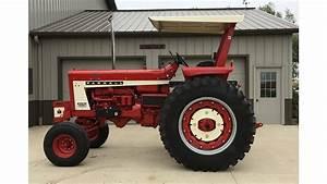 1967 Farmall 806 Diesel