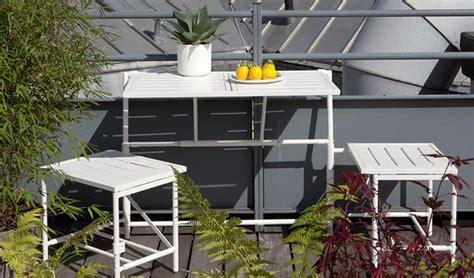 table et chaise pour balcon quel salon de jardin choisir jardinerie truffaut