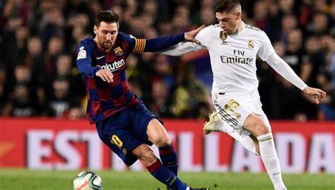 Real Madrid vs. Barcelona EN VIVO ONLINE vía DirecTV ...