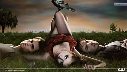 Vampire Diaries Grass