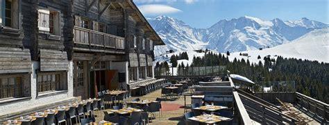 chalet du mont d arbois h 244 tel de luxe 224 la montagne 224 meg 232 ve relais ch 226 teaux