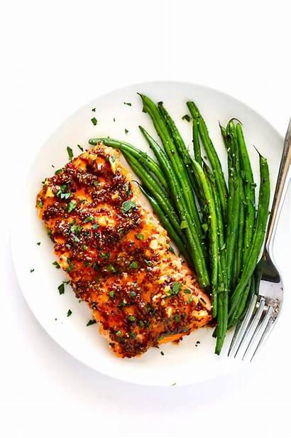 Salmon Mustard Honey Foil Recipes Recipe Oven