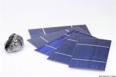 Solarenergie Material Und Funktion Solarzellen by Solarzelle Funktion Wirkungsgrad Aufbau Der Solarzelle