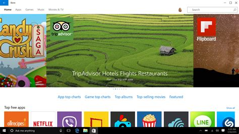 The Windows Store Microsoft Universal Windows App In Windows 10 Are Deeply