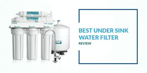 best under sink water filtration system reviews sink water filters pur under sink water filter sink