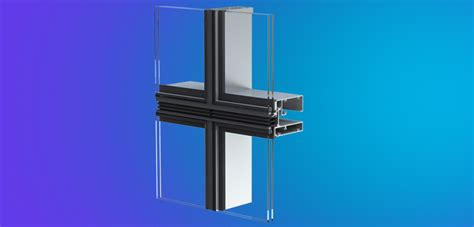 yuw  xt ykk ap aluminum curtain wall products