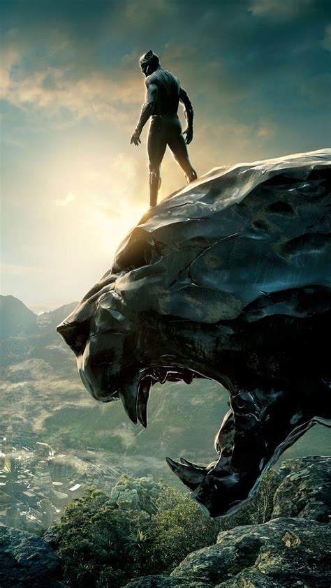Black Panther Hd Wallpaper For Mobile by Black Panther Iphone Wallpapers Top Free Black Panther