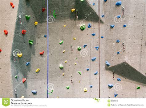 mur d int 233 rieur d escalade photo stock image 51927275