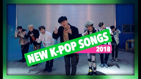 New K-pop Songs This Week