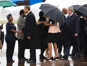 Photos: World leaders, family and celebrities join tens of ...