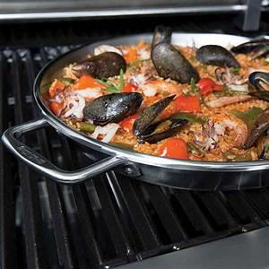 Broil King Stainless Steel Paella Pan