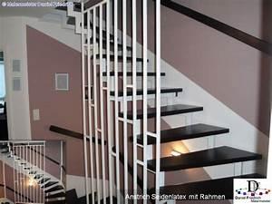 Gestaltung Treppenhaus Bilder : farbgestaltung treppenhaus und flur ihr maler ~ Lizthompson.info Haus und Dekorationen