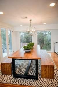 17 meilleures idees a propos de table avec rallonge sur for Salle À manger contemporaine avec meubles style scandinave bois