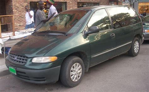 2000 PLYMOUTH VOYAGER - Image #5