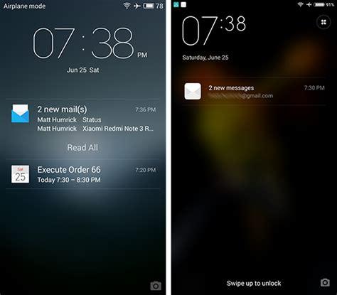 Software: Flyme & MIUI - The Meizu M3 Note vs. Xiaomi