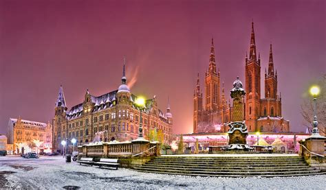 10 best cities for your shot at a white christmas