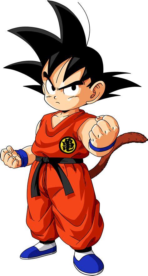 Goku(dbu)  Dragon Ball Fanon Wiki