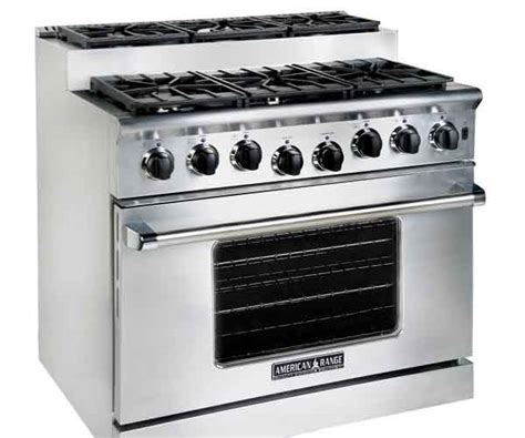 Restaurantstyle Range And Oven  Finecooking