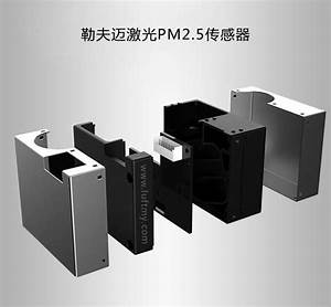 Characteristics Of Infrared And Laser Pm2 5 Dust Sensors