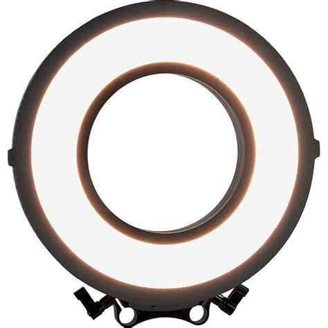 ring light for video fotodiox c 318rls flapjack bi color led ring light kit c318rls