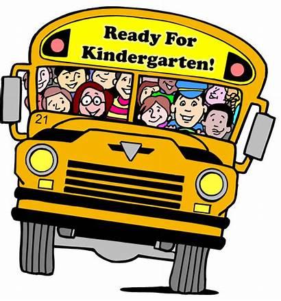 Kindergarten Readiness Clip Clipart Teacher Teachers Children