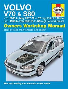 Volvo V70  U0026 S80 Repair Manual  1998-2007